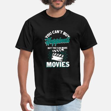 Filmmaker Filmmaker Clapperboard - Men's T-Shirt