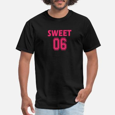 Since 06 Sweet 06 - Men's T-Shirt