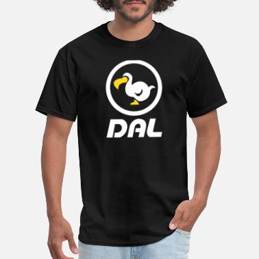 Airline Dodo Airlines - Men's T-Shirt