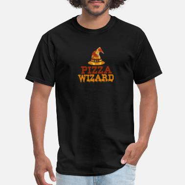Pizza Hawaiian Pizza Wizard - Men's T-Shirt