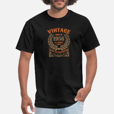 1956 Vintage Made In 1956 All Original Parts - Men's T-Shirt