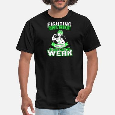 Traumatic Fun - fighting traumatic brain injury everyday - Men's T-Shirt