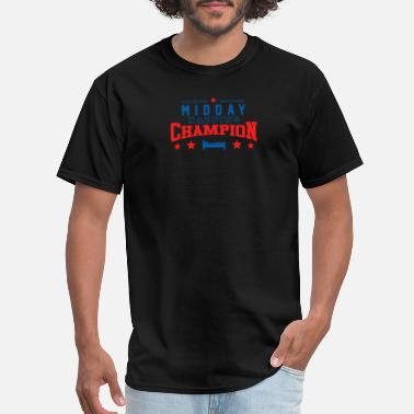 Midday Midday Nap Champion - Men's T-Shirt