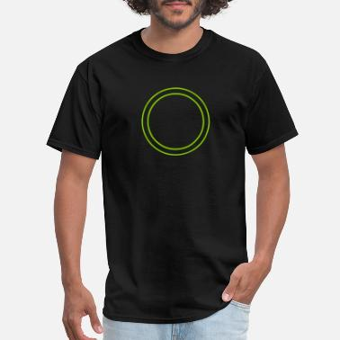 Spirituality CIRCLES OF NOTHINGNESS 1 - Men's T-Shirt