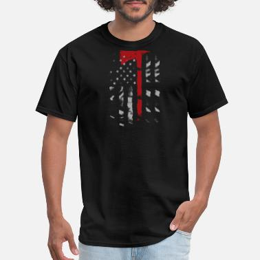 Red Line Red Line - Men's T-Shirt