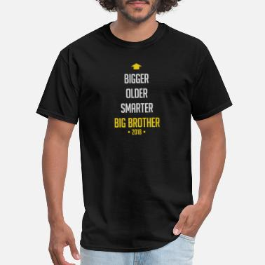 Promoted To Big Brother Promoted Big Brother 2018 - Men's T-Shirt