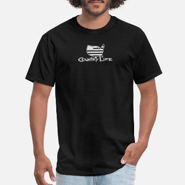 Country Life Country Life - Men's T-Shirt