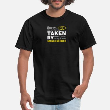 Swet New This girl is already taken by a swet loving - Men's T-Shirt