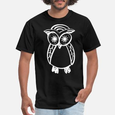 Clot Owl Gifts Organic Clothing Bamboo Sustainable Clot - Men's T-Shirt