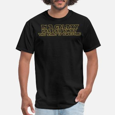 Fars In A Galaxy Far Far Away - Men's T-Shirt