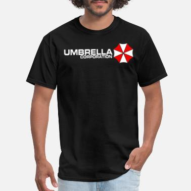 Umbrella Resident Evil UMBRELLA CORPORATION CORP Resident Evil Capcom Gam - Men's T-Shirt