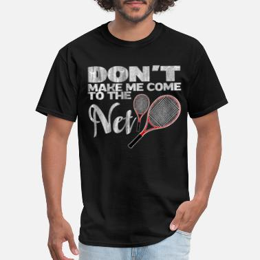 Net Player Tennis Net - Men's T-Shirt