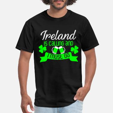 Emigrate Ireland Trip - Men's T-Shirt