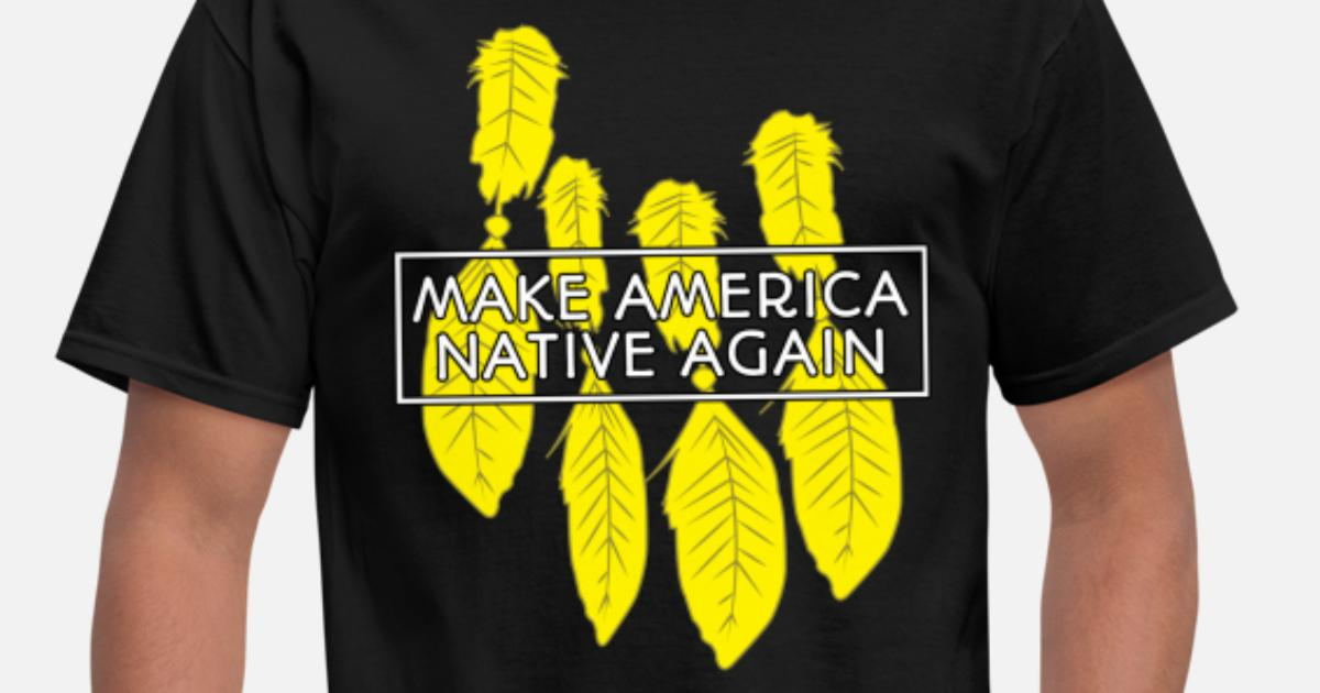 9ce94e5c Indian Native Americans Men's T-Shirt | Spreadshirt