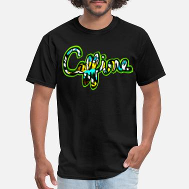 Digital Art Caffine10 - Men's T-Shirt