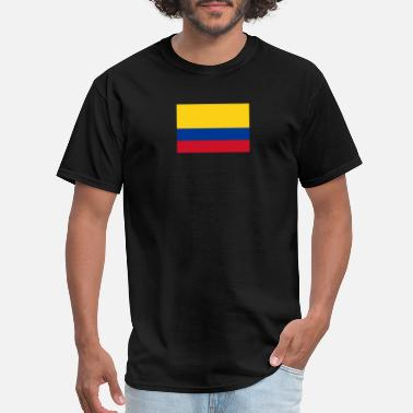 El Dorado National Flag Of Colombia - Men's T-Shirt