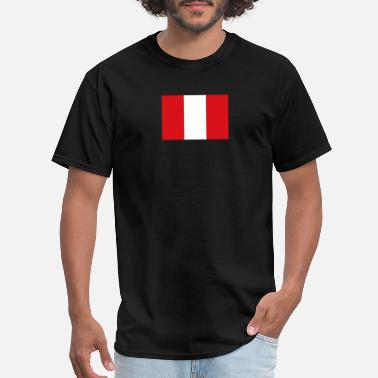 Lake Titicaca National Flag Of Peru - Men's T-Shirt