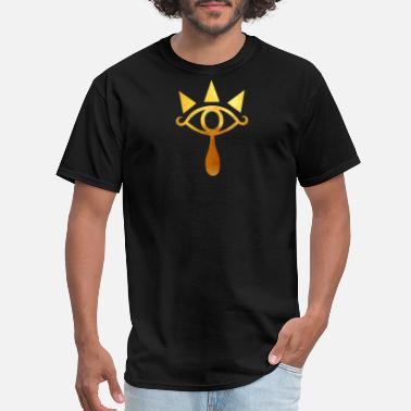 Zelda Sheikah Eye Symbol - Men's T-Shirt