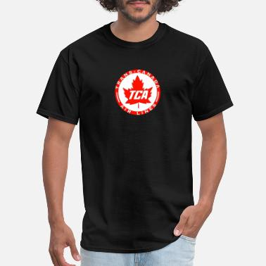 Airline trans-canada airlines - Men's T-Shirt