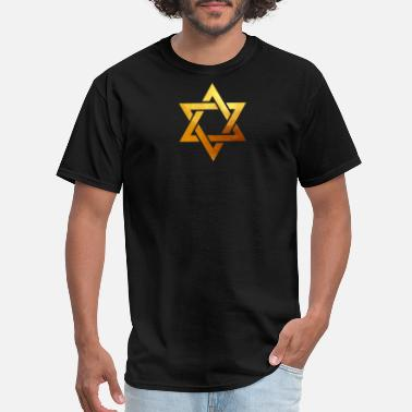 Star Of David The Star Of David - Men's T-Shirt