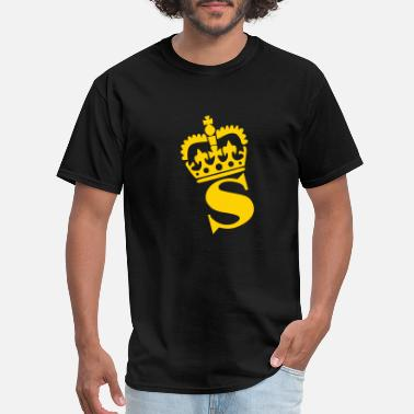 Simón Crown - S – Name - Men's T-Shirt