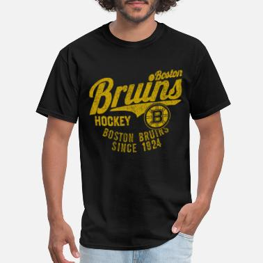 Bruins Suck Boston Bruins NHL Women s Gray V Neck Team Short S - Men's T-Shirt