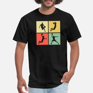 Coach Basketball Player Gift Idea - Men's T-Shirt