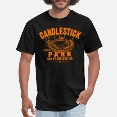San Francisco Giants Candlestick Park Baseball Tee MLB San Francisco Gi - Men's T-Shirt