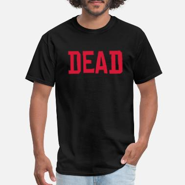 Redemption Redemption with this Red Dead - Men's T-Shirt