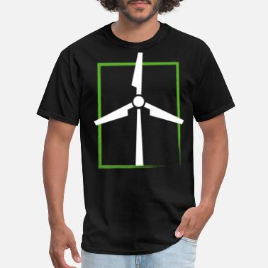 Renewable Renewable Energy - Men's T-Shirt