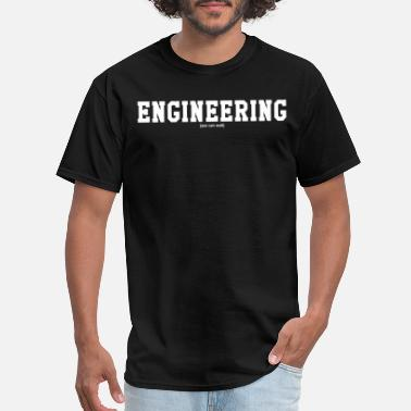 Operations Engineer Funny Engineer Gifts Engineering Gift for Engineers Geek - Men's T-Shirt