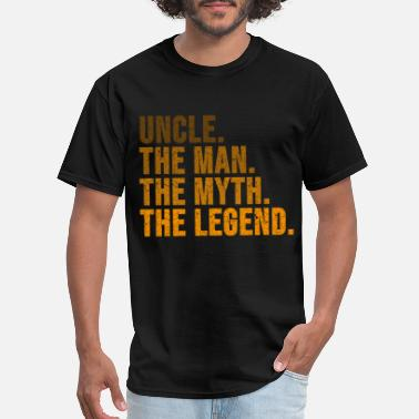 Uncle Uncle funny quote - Men's T-Shirt