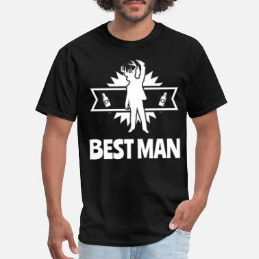 Best Man Best Man Wedding Party - Men's T-Shirt