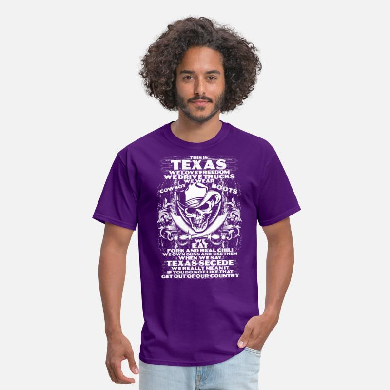 b29a2a5920e0 Men s T-ShirtThis Is Texas T Shirt
