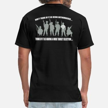 Afghanistan widetargetselection - Men's T-Shirt