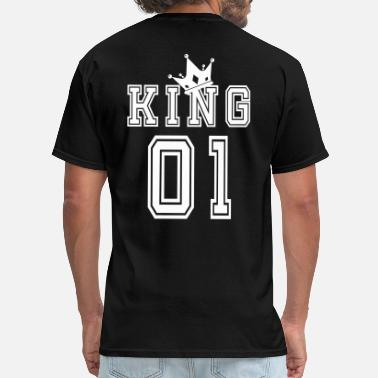 451d702ea King Valentine's Day Matching Couples King Jersey - Men'. Men's T- Shirt