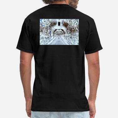 Electricity Graffiti DC 119 e copia X-Ray Version - Men's T-Shirt