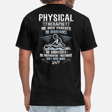 Physiotherapist Physical Therapist/Physical Therapy/Physiotherapy - Men's T-Shirt