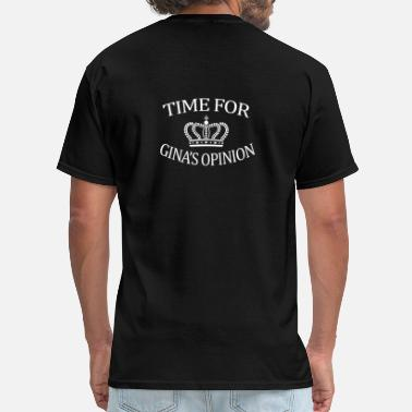 Brooklyn Times for Ginas Opinion Brooklyn Nine Nine B99 Tee - Men's T-Shirt