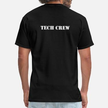 Crew Tech Crew - Men's T-Shirt