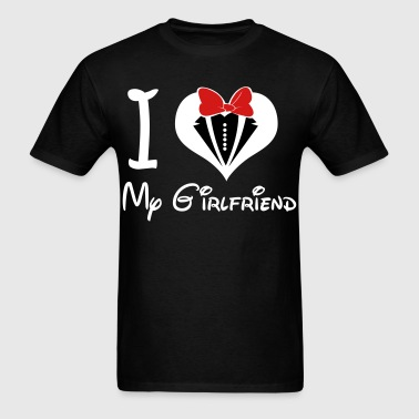 i_love_my_girlfriend - Men's T-Shirt