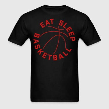 Eat Sleep Basketball - Men's T-Shirt