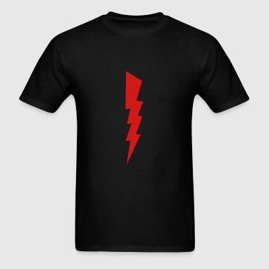 Bolt - Lightning - Shock - Electric - Men's T-Shirt