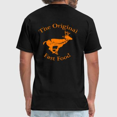 fast food - Men's T-Shirt