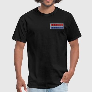 Imperial Navy Imperial Admiral Rank Insignia - Men's T-Shirt