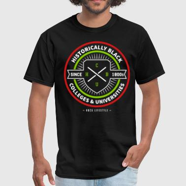 Historically Black Colleges and Universities - Men's T-Shirt