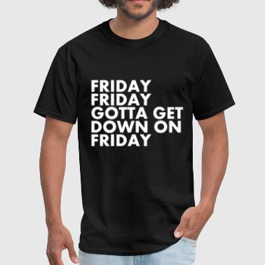Rebecca Black Friday - Men's T-Shirt