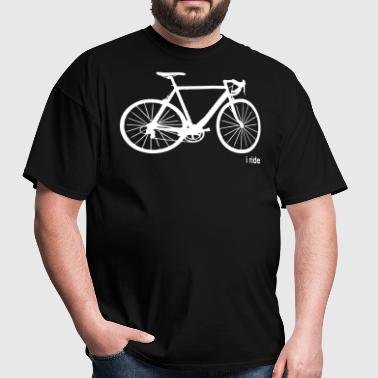 i ride - Men's T-Shirt