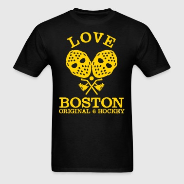 Love Boston - Men's T-Shirt