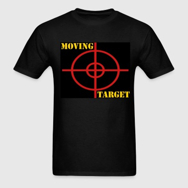 MOVING TARGET by JAY - Men's T-Shirt